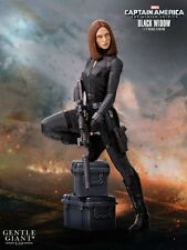 Gentle Giant Marvel Black Widow Collector's Gallery Statue New