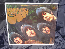 The Beatles Rubber Soul SEALED USA 1969 OR 1971 RIAA 9 LP W/ NO BARCODE