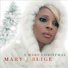 A Mary Christmas, Mary J. Blige, New