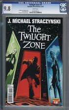 Twilight Zone #1    Sold Out 1st print    CGC 9.8