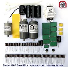 Studer B67 ESSENTIAL electronic service overhaul kit