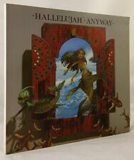 Hallelujah Anyway by Patrick Woodroffe First Edition. (SOFTCOVER)- High Grade