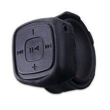 NEU SCHWARZ Sport Jogging Yoga Mini MP3 Player Armbanduhr Design Musik Player
