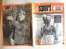 CICLISMO 1951 FAUSTO COPPI MAGNI E GINO BARTALI CALCIO SILVIO PIOLA
