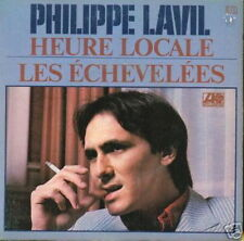 PHILIPPE LAVIL 45 TOURS FRANCE HEURE LOCALE
