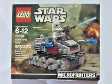 New STAR WARS LEGO 75028 Turbo Tank & Clone Trooper NIB sealed retail collection