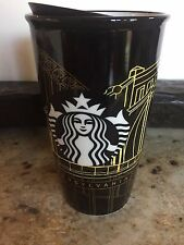 "Starbucks 2016 Pennsylvania Double Wall12 oz.Traveler Tumbler ""Local Collection"""