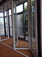BIFOLD DOOR | ALUMINIUM DOUBLE GLAZED 2110H x 4810W