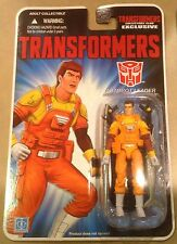 Transformers/gi Joe collector club exclusive Autobat Leader Rodimus Prime