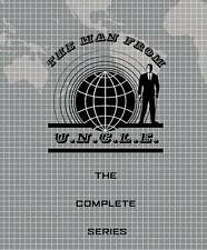 The Man From U.N.C.L.E. - The Complete Series (DVD, 2014, 41-Disc Set) Brand New