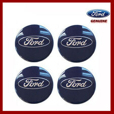 Genuine Ford (Most Models) 54mm Alloy Wheel Centre Cap x4 New. 1429118