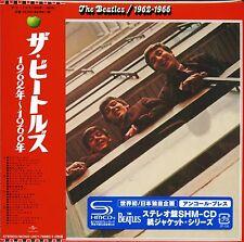 THE BEATLES 1962-1966 ENCORE PRESSING 2015 LMT EDT RMST 2CD SHM HIGH FIDELITY