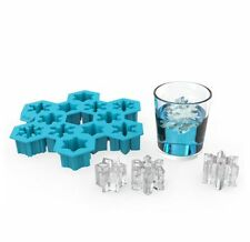 True Fabrications TrueZoo Snowflake - Silicone Ice Cube Tray / Mold