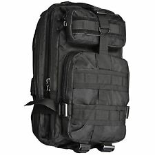 30L Nero escursioni in mountain bike Outdoor Militare Tattico Zaino Trekking Borsa