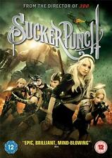 SUCKER PUNCH Zack Snyder*Emily Browning*Vanessa Hudgens Fantasy Action DVD *EXC*