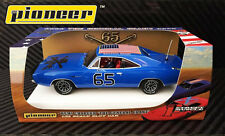 Pioneer Slot Car P094 Dodge Charger Dukes of Hazzard General Grant