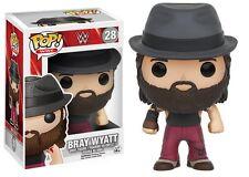 FUNKO BOBBLE HEAD POP CULTURE WWE WRESTLING BRAY WYATT VINYL FIGURE NEW!