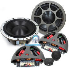 "MOREL ELATE 602 PRO 6.5"" CAR COMPONENT SPEAKERS MIDS TWEETERS CROSSOVERS NEW"