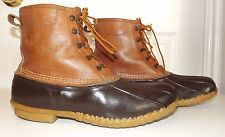 L. L. Bean Boots Gore-Tex Thinsulate Insulated Duck Boot Men's Size 13