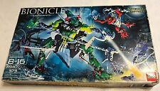 LEGO 8940 Bionicle Karzahni Special Edition -- Factory Sealed -- See Description