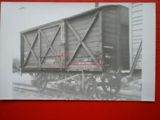 PHOTO  SR 10T COVERED VAN DS 43013 EX S43068 AT EASTLEIGH 21/9/59