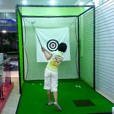 Golf Chipping Range Driving Hitting Practice Large Target Net Pad Training Aids