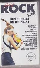 DIRE STRAITS ON THE NIGHT VIDEO NTSC  VHS A RARE FIND MINT SEALED