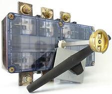 Leistungsschalter AEG HL1251 IEC 947-3 EN60947-3 Circuit Breaker 1250A 12kV/3