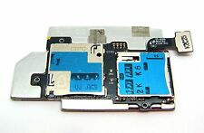 Micro SD SIM Card Tray Slot Holder Flex Cable For Samsung Galaxy S3 III i747 b12