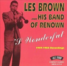 S'Wonderful 1949-50 Recordings by Les Brown & His Band of Renown (CD,...