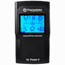 ThermalTake Dr Power II PSU Tester 20/24 Pin Sata, Molex, PCI-E 6 and 8, ATX 2.3