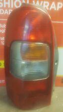 Tail Light for 97-05 Chevrolet Venture & 99-05 Pontiac Montana Driver Side