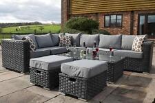 Conservatory Modular 5 Seater Rattan Corner Sofa Set Garden Rh Ebay Co Uk Granada