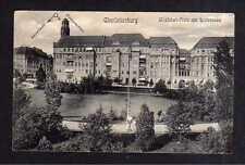 115377 AK Berlin Charlottenburg Witzleben Platz am Lietzensee 1918