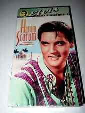 """Elvis Presley  in """"Harum Scarum"""" 1965  VHS (MGM/UA Home  Video 1997 USA) Color"""