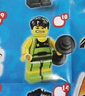 Lego 8684 Series 2 #10 WEIGHTLIFTER Lifter Gym Guy figure Minifigure New Sealed