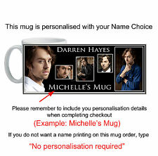 Darren Hayes Mug custom printed with your name unique unusual gift id19580