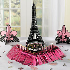 Paris Eiffel Tower France French Party Table Decoration Confetti Kit Hen Party