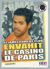 DVD  -  LE JAMEL COMEDY CLUB ENVAHIT LE CASINO DE PARIS