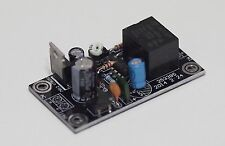 Tube amplifier PSU delay circuit assembled one piece !!