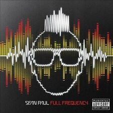 Sean Paul - Full Frequency (Explicit) [CD New]