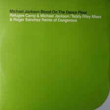 """Michael Jackson, Blood On The Dancefloor (Refugee Camp), NEW UK 12"""" single"""