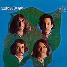 Autosalvage Self Titled Debut CD(Rick Turner Psychedelic 1968 Acadia)