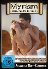 BEA FIEDLER/MARIO POLLAK - MYRIAM:MEINE WILDEN FREUDEN DVD SPIELFILM EROTIK NEU