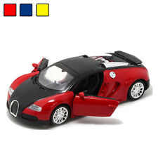New style 1:36 Bugatti Veyron Alloy Diecast car model collection light&sound
