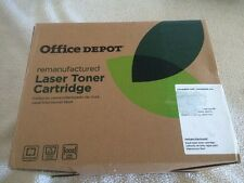 NEW Office Depot Hp Q1338A Remanufactured  Black Laser Toner Cartridge
