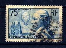 FRANCIA - 1936 - Pilatre de Rozier. Aeronauta