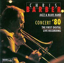 Chris Barber Jazz & Blues Band: concert'80/CD-top-état