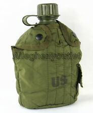 USGI Military Vietnam 1 QUART CANTEEN COVER 1QT OD Dated 68 CARRIER POUCH NEW