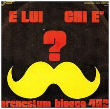 15934 - PRENESTUM BLOCCO 452 - E LUI CHI E' ?